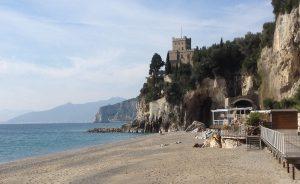 finale ligure e dintorni - veduta spiaggia