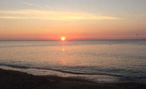 finale ligure e dintorni - tramonto